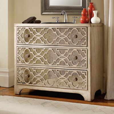 Designer Series 36 Grace Hall Bathroom Vanity Chest Base