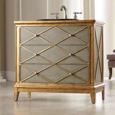 Designer Series 42 Lauren Hall Bathroom Vanity Base