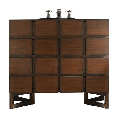 Designer Series 40 Hudson Chest Vanity Base