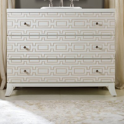 Designer Series 43 Penelope Hall Chest Vanity Base