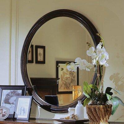 Hudson Round Vanity Mirror