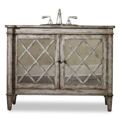 Designer Series 44 Single Kelley Chest Bathroom Vanity Set