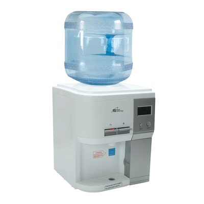 Countertop Hot, Cold, and Room Temperature Water Cooler RWD-100W