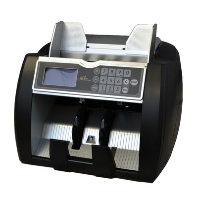 High Speed Bill Counter with Counterfeit Detection