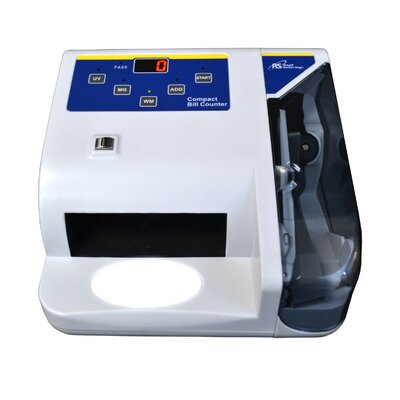 Quick Count Bill Counter with Counterfeit Detection