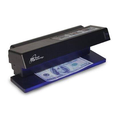 Ultraviolet Counterfeit Detector