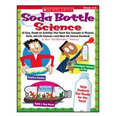 Soda Bottle Science Book SC-0439754658