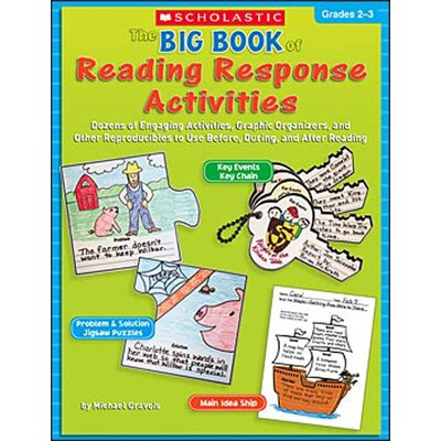 The Big Book Of Reading Gr 23 image