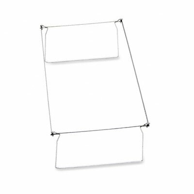 Steel Hanging Folder Frame, 2/Box