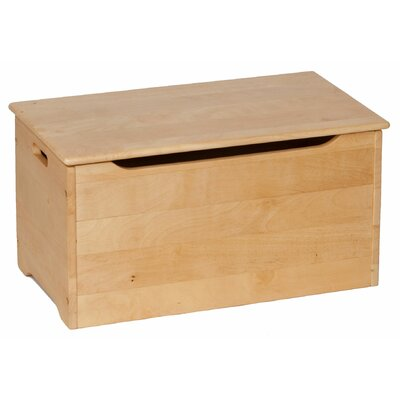 Junior Toy Box Finish: Natural