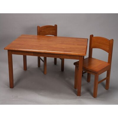 Gift Mark Children's 3 Piece Table Chair Set - Finish: Honey at Sears.com