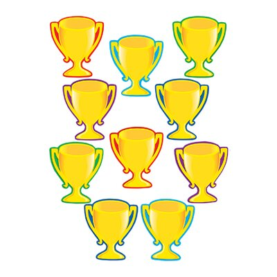 Trophy Cups Accents 30/pk Accents (Set of 2) TCR4569