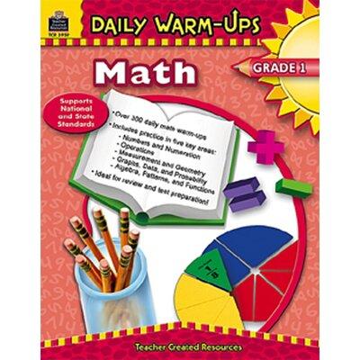 Daily Warm-Ups Math Grade 1 Book
