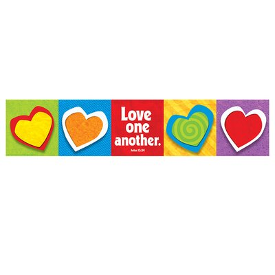 Banner Love One Another Poster T-25709