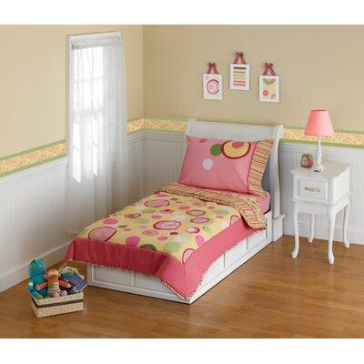 girls toddler bedding