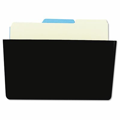 Recycled Wall File, Add-On Pocket