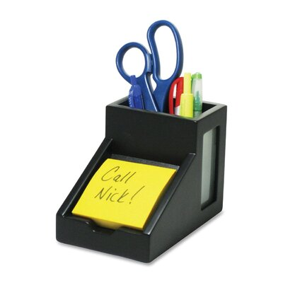 Midnight Pencil Cup/Note Holder VCT95055