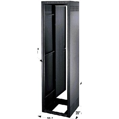 ERK Series Gangable Rack Enclosure Rack Spaces: 27U