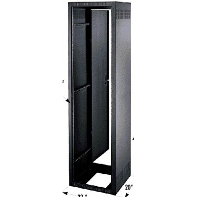 ERK Series Gangable Rack Enclosure Rack Spaces: 18U