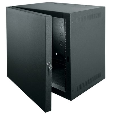 SBX Series Wall Mount Cabinet Rack Spaces: 7U