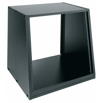 Slim 2 Series Sloped Desktop Rack Rack Spaces: 6U Spaces