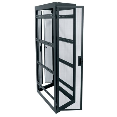 WMRK Series Multi-Vendor Server Enclosure Rack Spaces : 24U Spaces