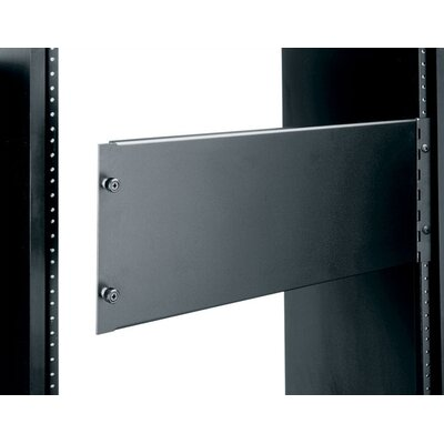 Access Panel for Rackmount, Solid or Vented Racking Height: 3 1/2 (2U space), Panel Type: Vented