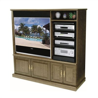 Furniture Entertainment Furniture System Cable Shelf System