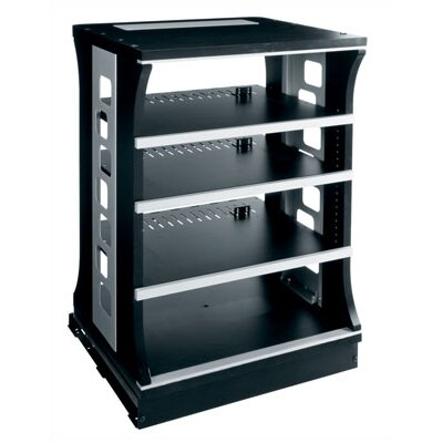 ASR-HD Series Slide Out and Rotating Shelving System Size: 42 H x 21 W x 19 D
