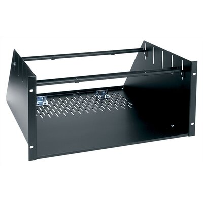 CAP Series Knock-Down Clamping/Captivator Rackshelves, 5 -8 Spaces Rack Spaces: 6U Spaces