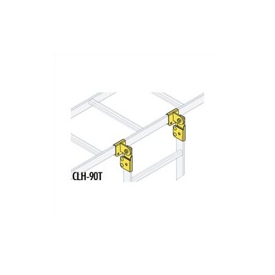 CL Series Adjustable 90 Degree Tee Splice Hardware Quantity: 6 pairs