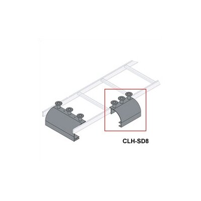 CL Series Cable Ladder Side Drop, 3 Spools Included Quantity: 1 pack