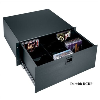 CD Partition for 4U Space Drawer