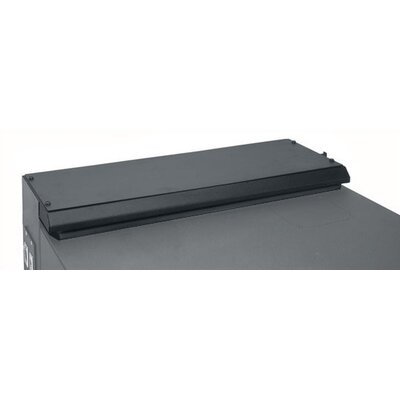 DWR Series Cover Plate/Shelf Kit Finish: Black