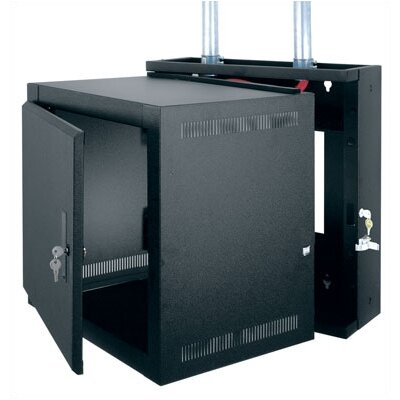 Middle Atlantic EWR Series Wall Cabinet - Rack Spaces: 16U Spaces, Depth: 22