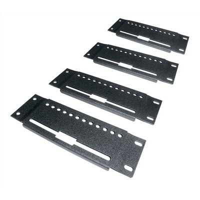 EWR Series Rackrail Bracket Extender Rack Enclosure Depth: 17 Deep