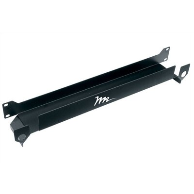 Cable Management Rackmount Cable Tray Tray Height: 1 3/4 H (1 U space)