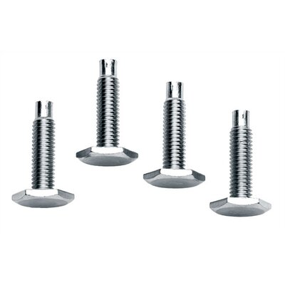 Threaded Leveling Feet