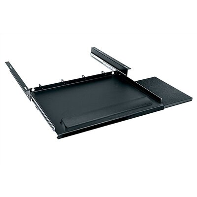 MultiDesk Video (MDV) Series 44 W Desk Keyboard Tray