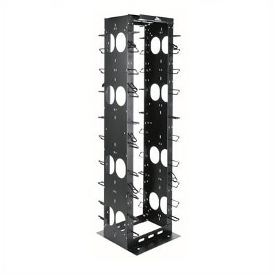 45 Space (78 3/4) Cable Management Rack Depth: 24D