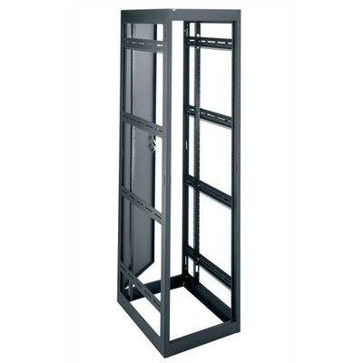 MRK Series 24U - 44U Open Frame Server Rackmount Rack Spaces: 37U Spaces, Depth: 26