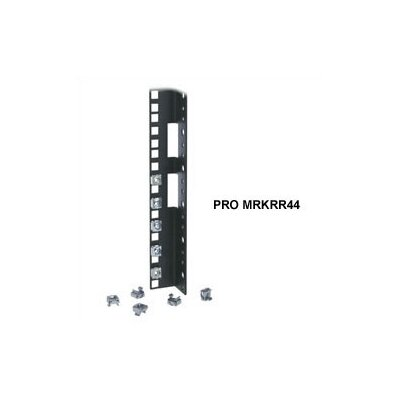 MRK Series Additional Rackrail Length: 64.75 H (37U Space), Nut Style: Cage Nut