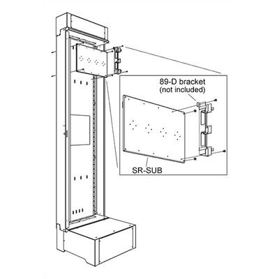 Sub-plate Mounting Kit