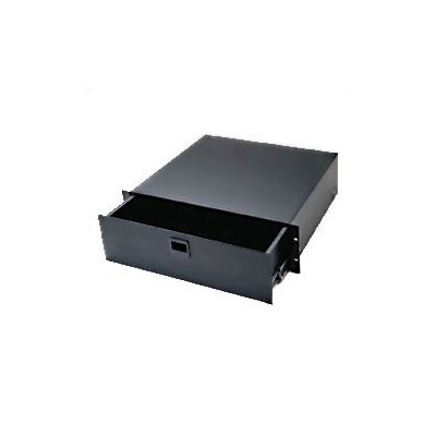 Heavy-Duty Rackmount Drawer Drawer Height: 7H (4U Space), Include Installed Keylock: No