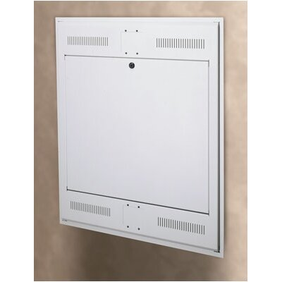 Flush Mount Tilt Out Wall Rack Rack Spaces : 3U Spaces