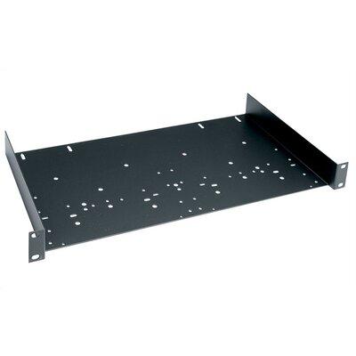 Rackshelf for half-rack components