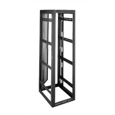 WRK Series Gangable Rack Enclosure Rack Spaces: 24U Spaces, Depth: 27.5