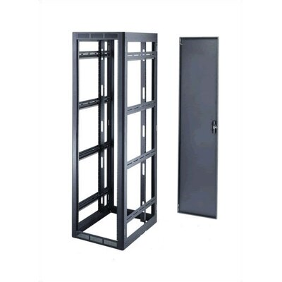 WRK Series Additional Rackrail Kit, 10-32 Threaded Rack Spaces: 37U Spaces