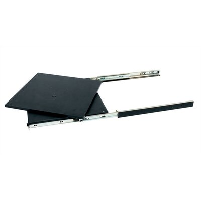 REB Series Low Profile Rotating Slide-Out Equipment Base Depth: 14