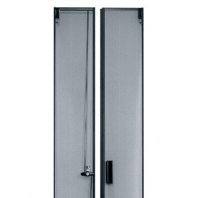 Fully Perforated Split Rear Door (44U Spaces)